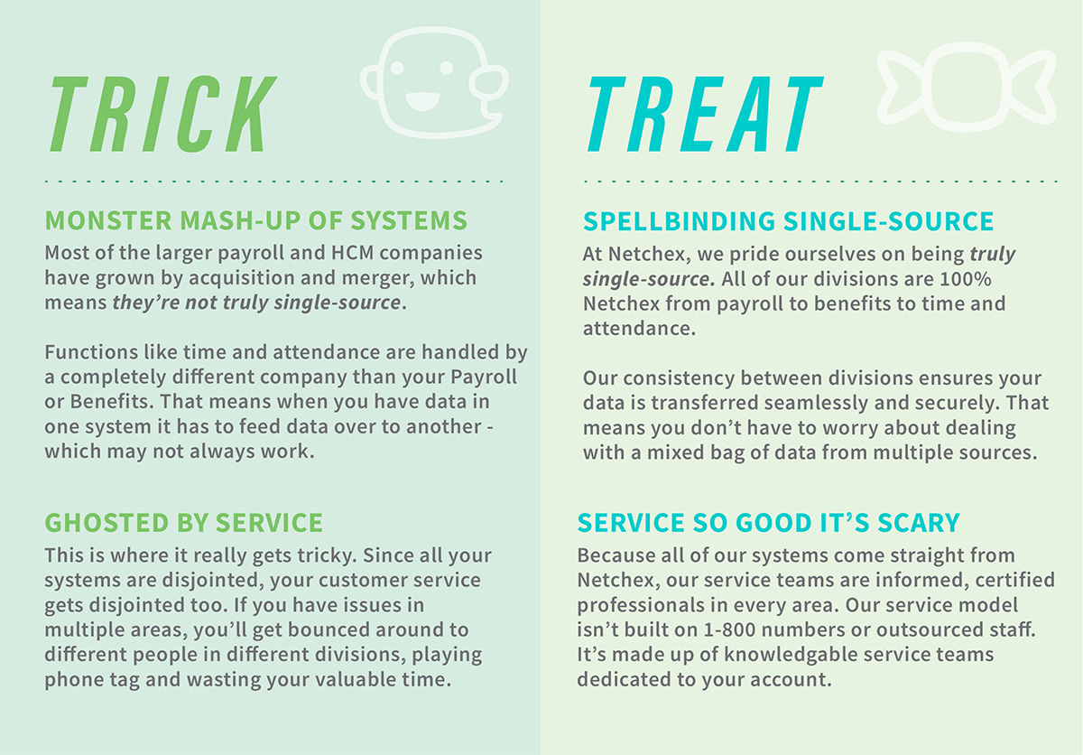 Trick or Treat: How Does Your HCM Solution Compare?